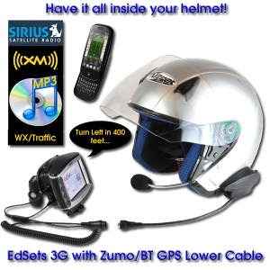 3G Headset for GPS